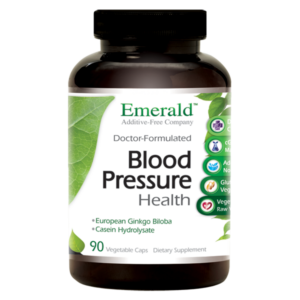 Emerald Blood Pressure Health (90) Bottle