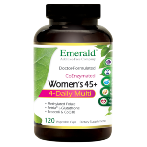 Emerald Women 45+ 4-Daily Multi (120) Bottle