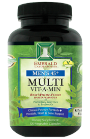 MULTI VIT-A-MIN (MEN 45 AND OVER)