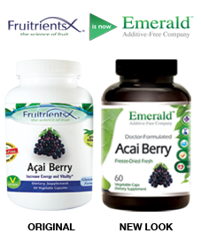 Acai Berry 60 Side-by-Side