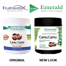Camu Powder Side-by-Side