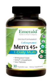 EM Men's 45+ Multi (30) Bottle