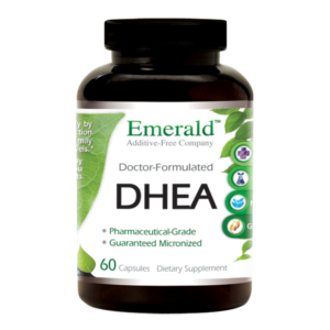 Emerald DHEA 50mg (60) Bottle