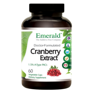 Cranberry Fruit (60) Bottle
