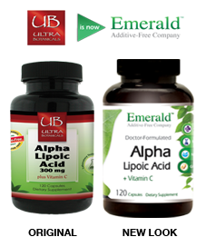 Alpha Lipoic Side-by-Side
